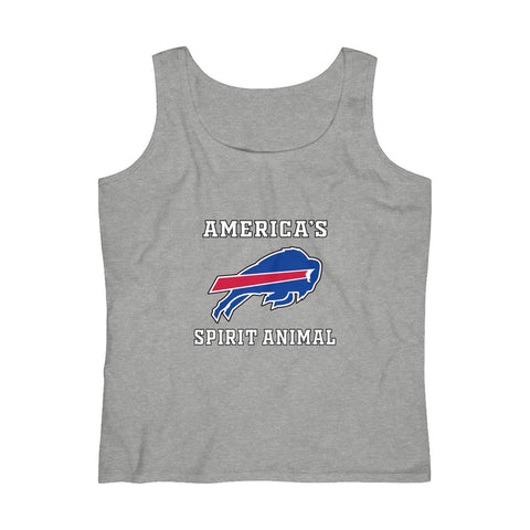 America's Spirit Animal Women's Tank Top