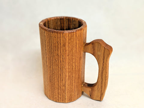 HUNT - Hardwood Beer Mug