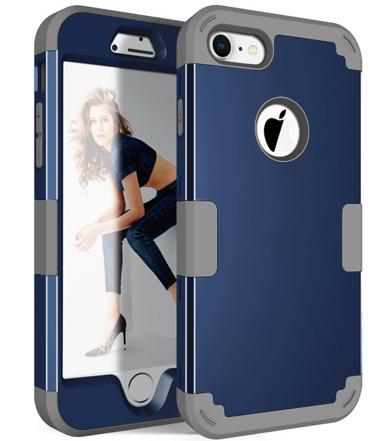 Shockproof Protect Hybrid Case