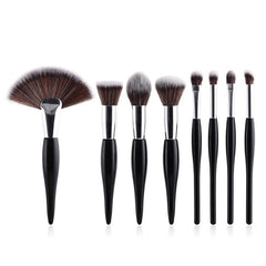 brush set for facial make up