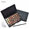 Image of 40 Color Matte Eyeshadow Pallete glitter