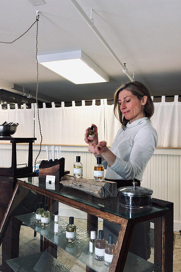 Meet the Maker: Q & A with Natural Perfumer Lisa Brodar