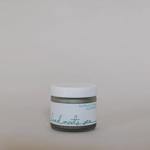 DEODORANT PASTE - Starflower & Honey