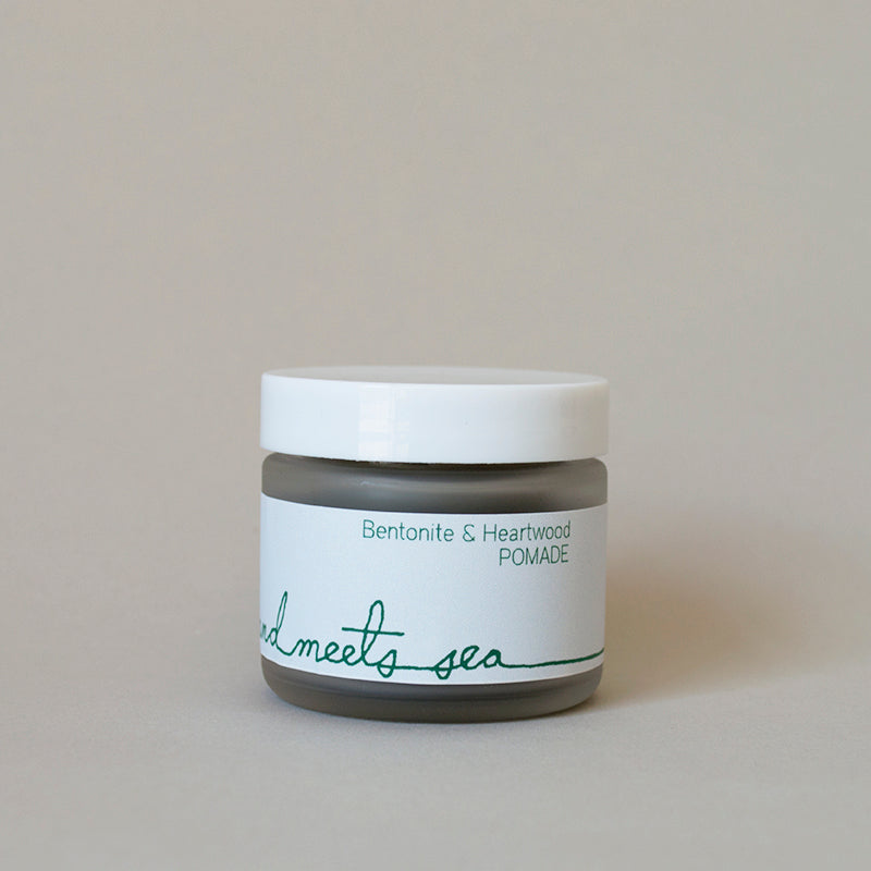 POMADE - Bentonite & Heartwood