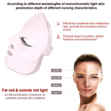 Load image into Gallery viewer, Japanese Photon Rejuvenation Mask Therapy Collagen or Skin Brightening Facial - parascalpmicro