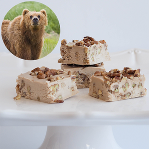 KODIAK BEAR (Maple Pecan) FUDGE