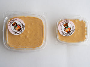 PUMPKIN BEAR (Pumpkin) FUDGE