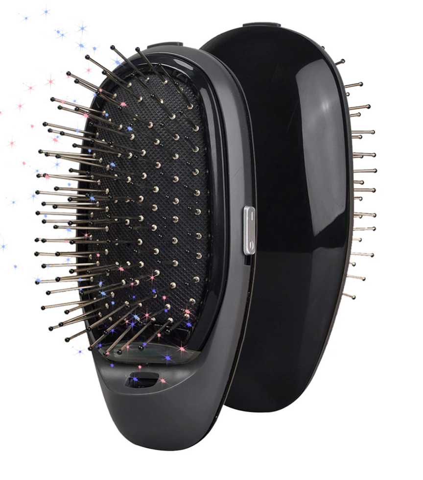 LuxeMob™ Ionic Electric Hairbrush