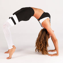 Load image into Gallery viewer, High Waist Yoga Contrast Set