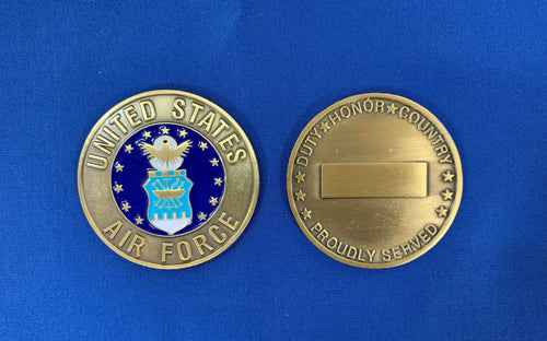 Air Force Coin