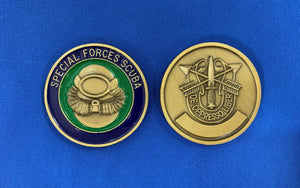 Special Forces Scuba Coin