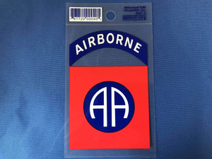 "82nd Airborne ""AA"" Decal"