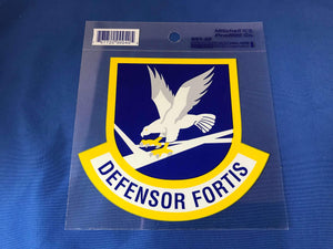 Defensor Fortis Decal