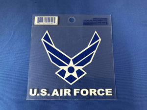 Air Force New Decal