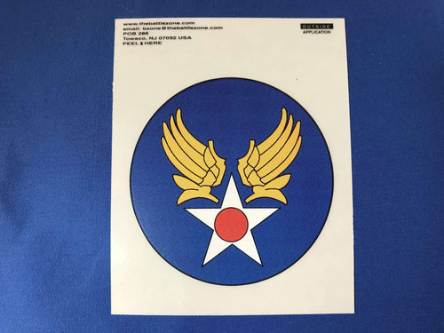 US Army AF Decal