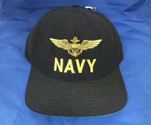 Navy Ball Cap