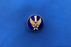 "1st Air Force 3/4"" Hat Pin"