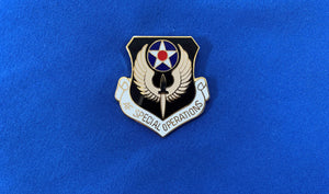 AF Special Operations Hat Pin