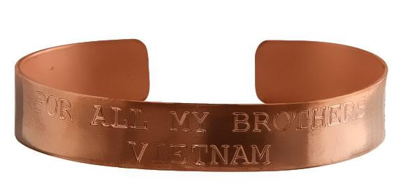 For all my Brothers - Vietnam Bracelet