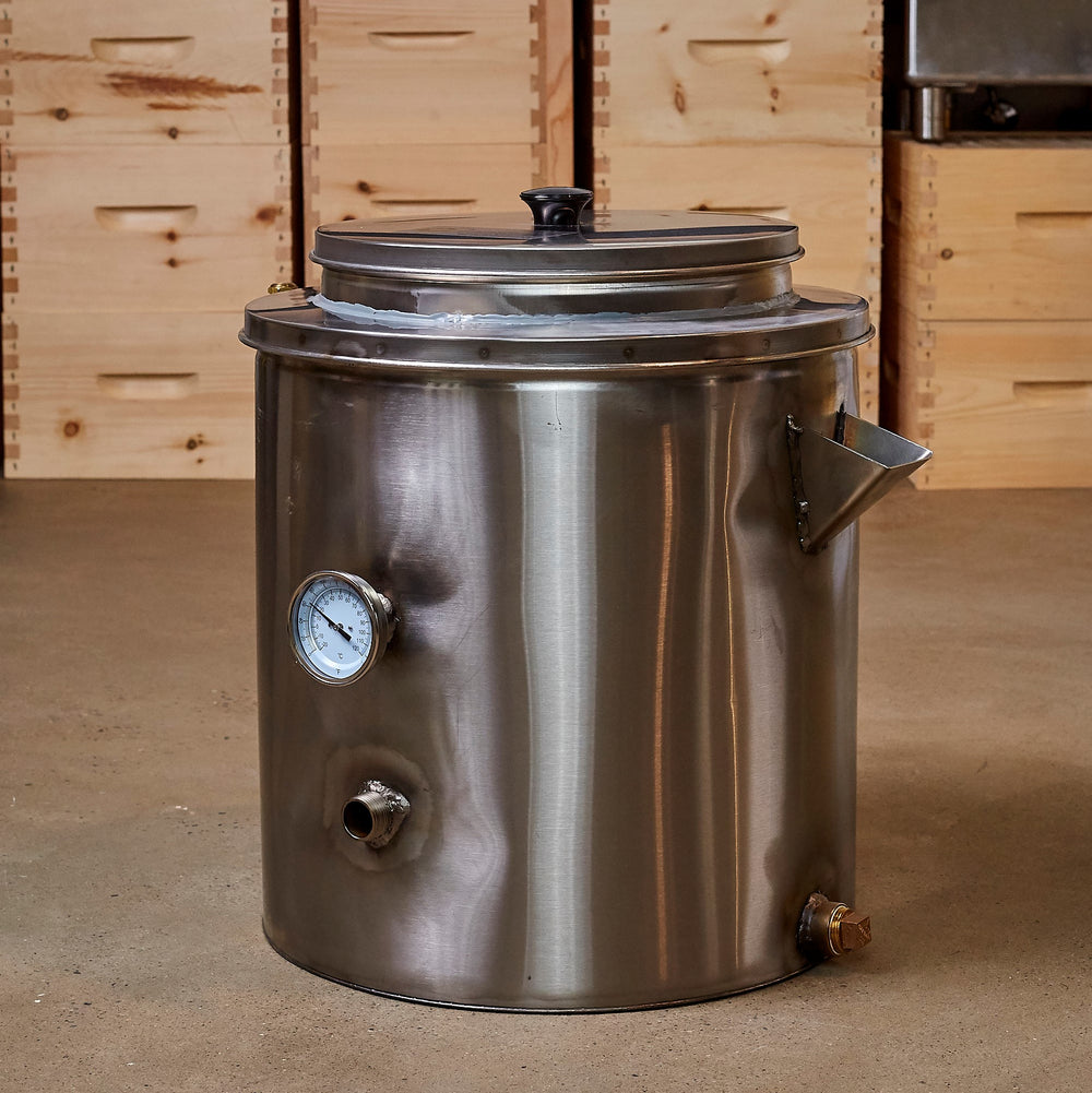 Honey Bottler / Wax Melter 10 Gallon - Dadant
