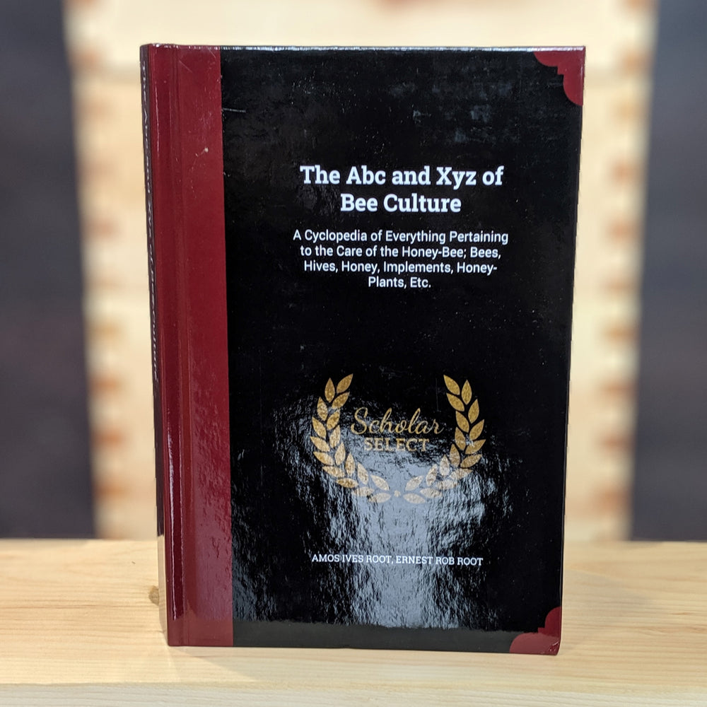 ABC & XYZ of Bee Culture - Hardcover