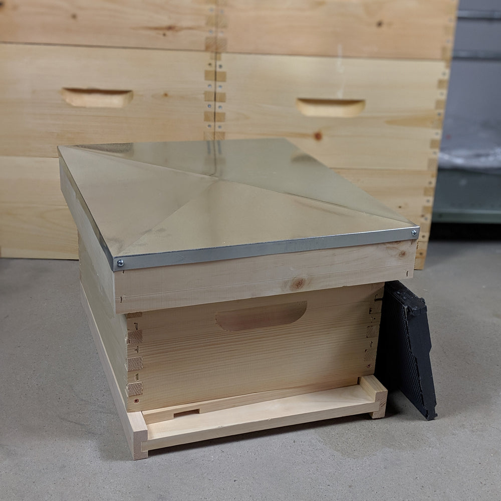 10 Frame Basic Hive Kit