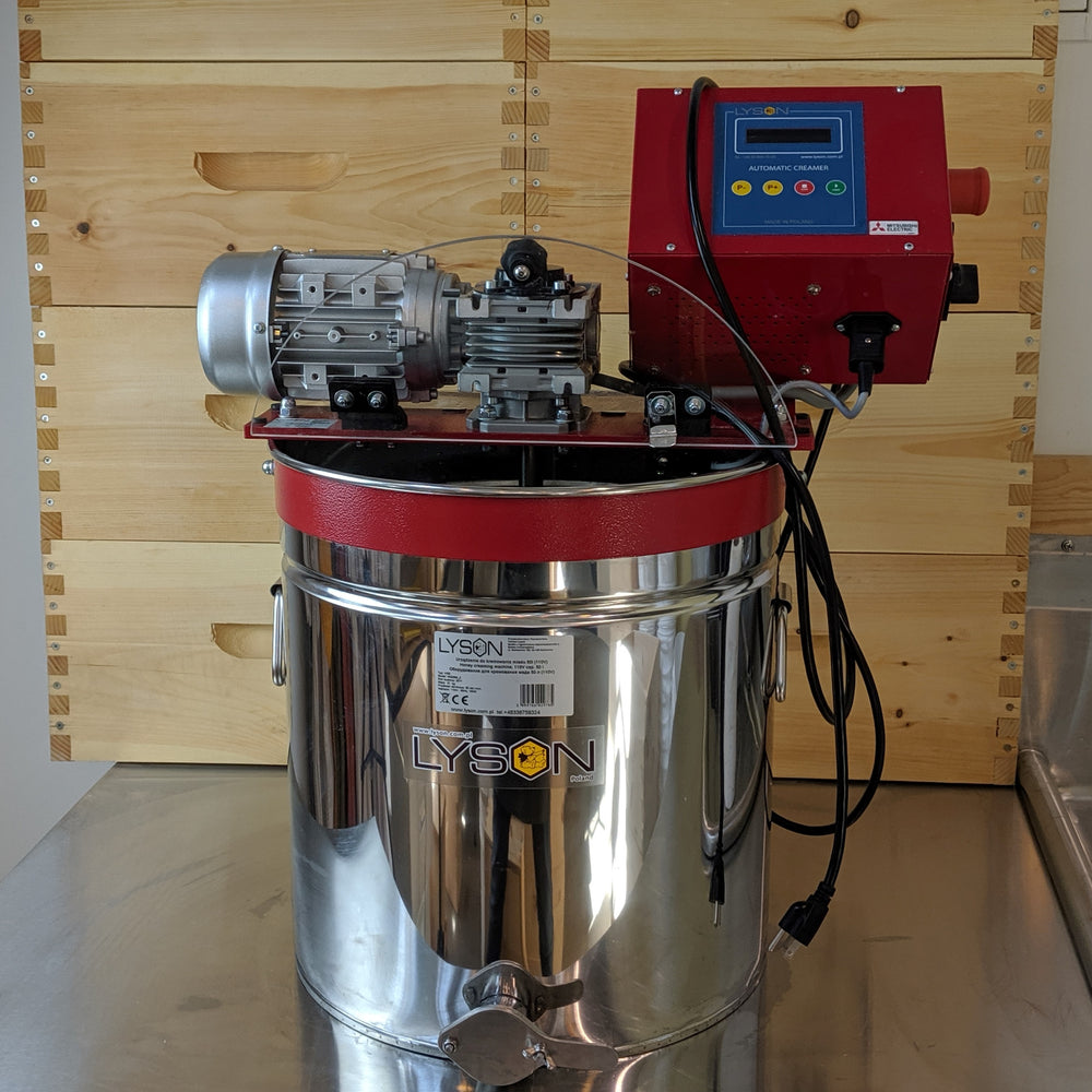 Lyson 50L Creaming Machine - Unheated / Used