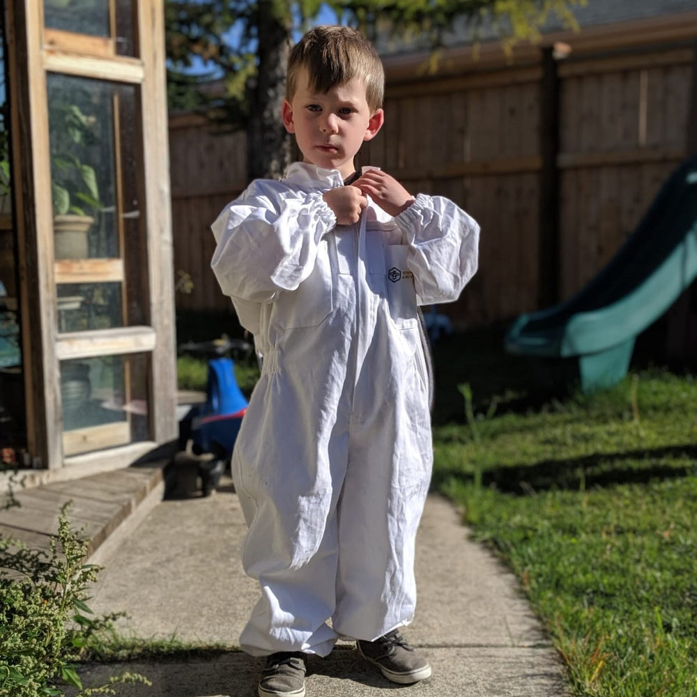 W & H Child's Beekeeping Suit