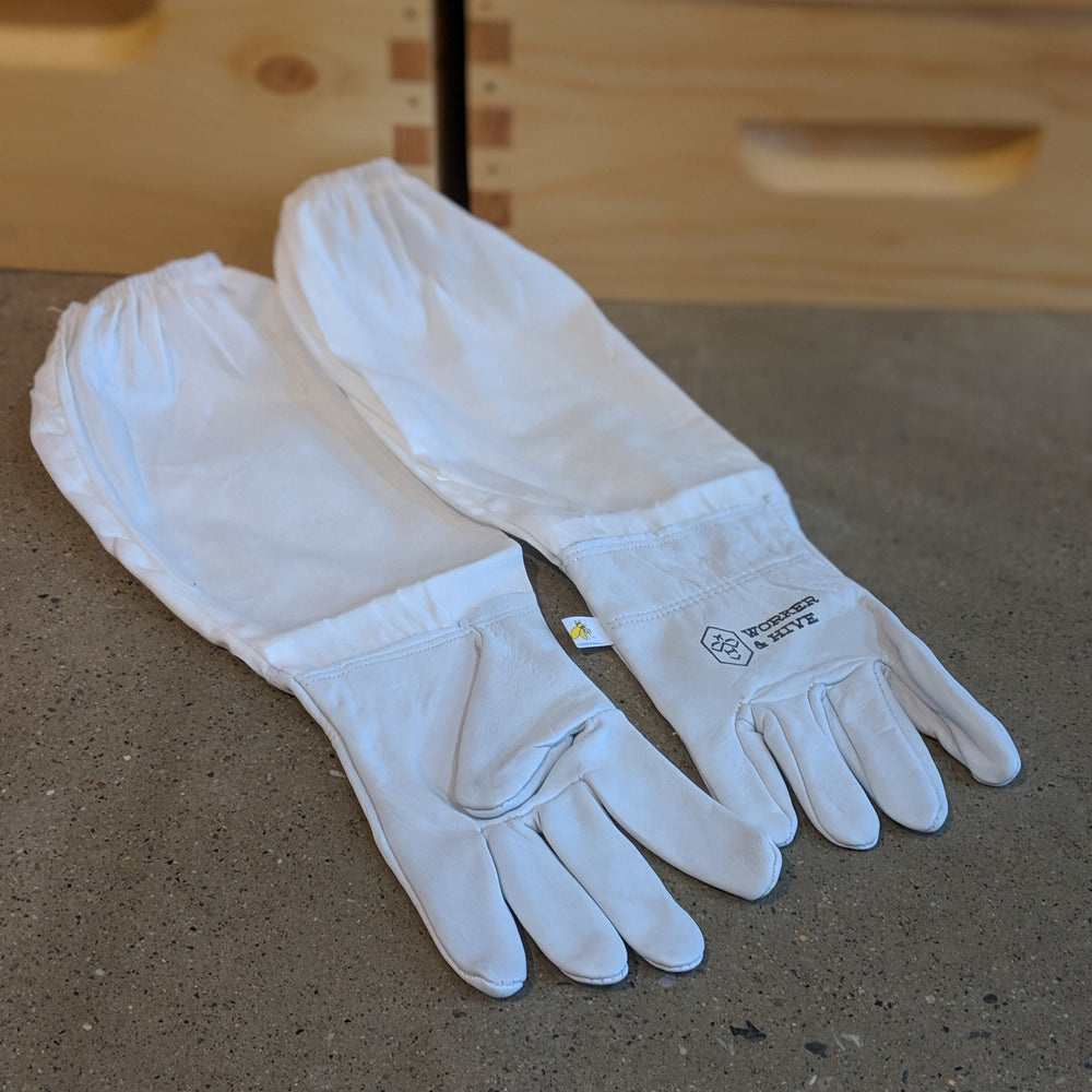 W & H Beekeeping Gloves