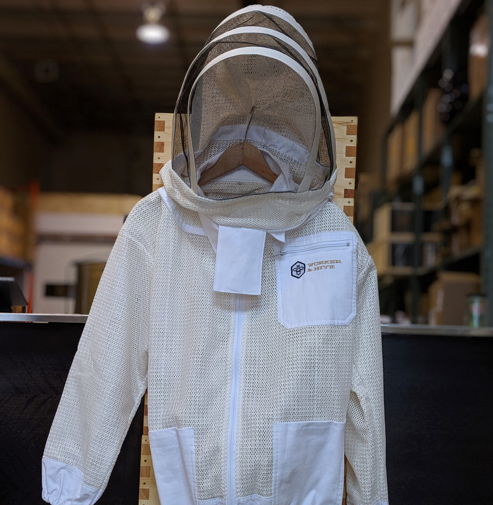 W & H Beekeeping Vented Jacket
