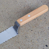Honey Uncapping Knife - Double Serrated