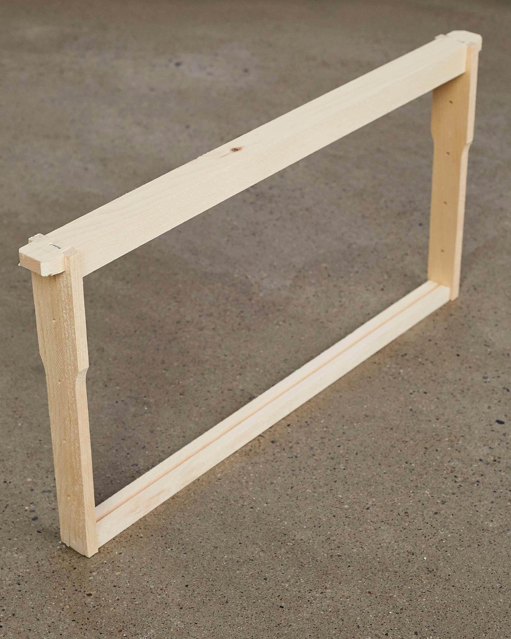 Assembled Deep Frame without Foundation