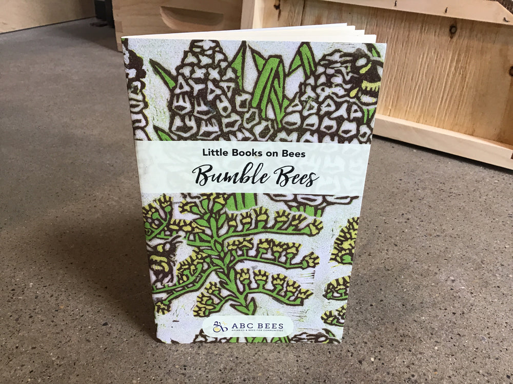 Little Books on Bees - Bumble Bees