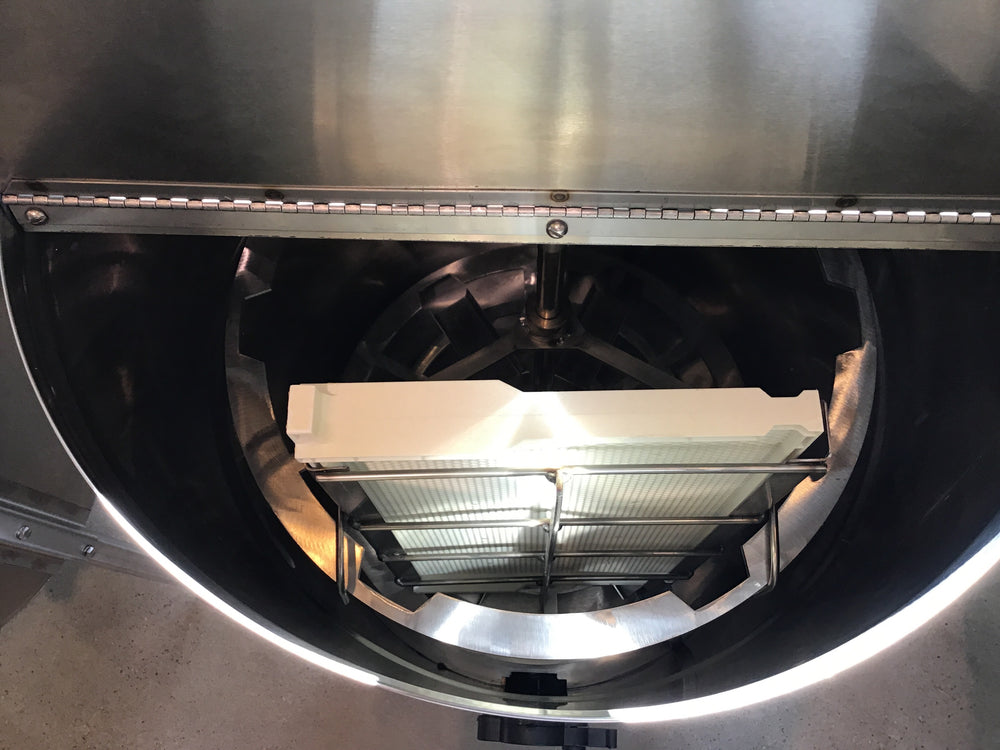 Optional Basket for use with deep frames in Ranger Extractors