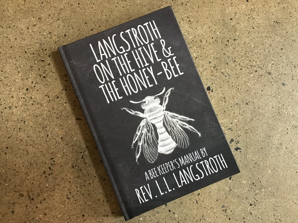 Langstroth On The Hive And The Honey-Bee