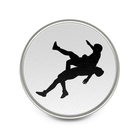 Greco Throw Metal Pin