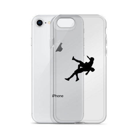 Greco Throw Iphone Case - Lit Wrestling