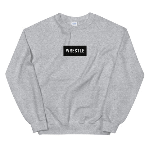 Wrestle Crewneck