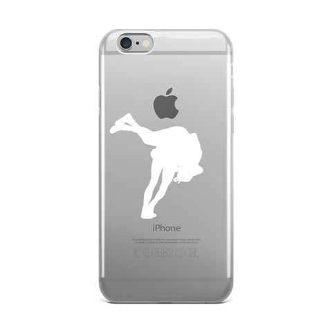 Hip Toss iPhone Case
