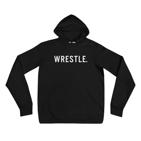 Wrestle Greco Throw Hoodie