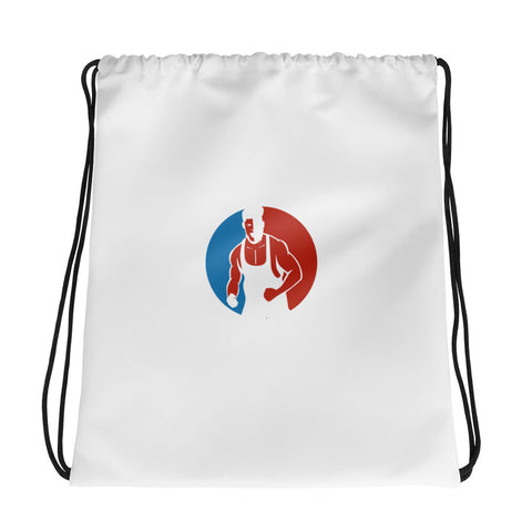 Drawstring bag - Lit Wrestling