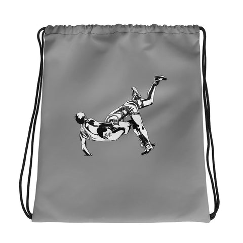 Double Leg Drawstring bag