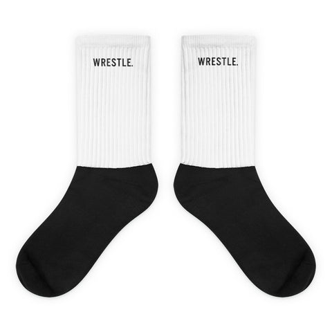 Wrestle Socks