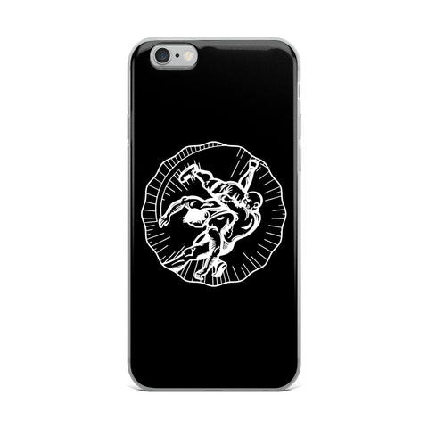 The Throw iPhone Case