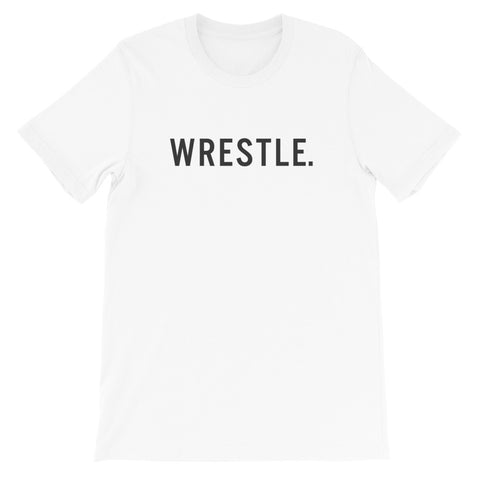 Wrestle. T Shirt