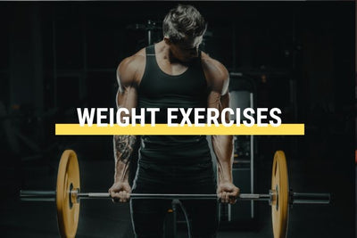 10 body weight exercises for men