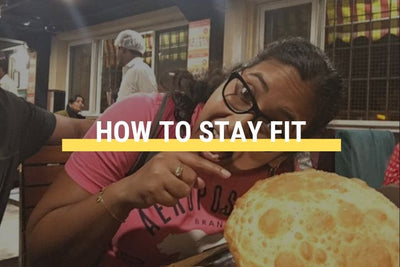 How to stay fit when eating abroad?