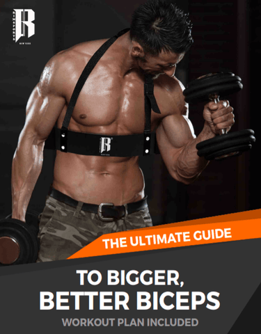 The Ultimate Guide To Bigger, Better Biceps EBook