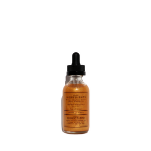 Shimmering Body Oil 2oz | Gold