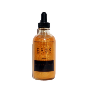 Shimmering Body Oil 4oz | Gold